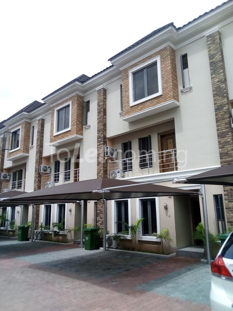 4 bedroom House for rent Ikate Elegushi Ikate Lekki Lagos - 1