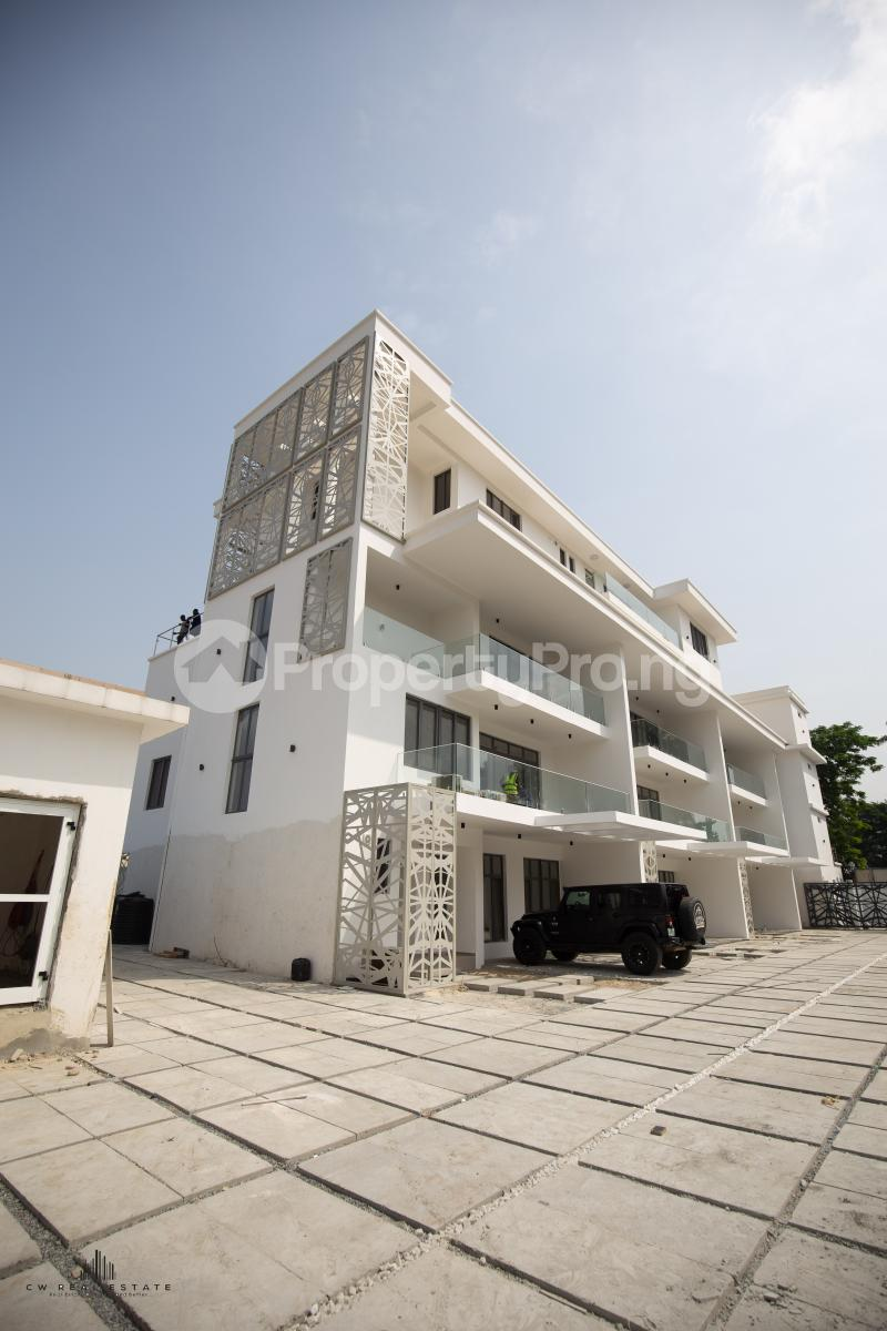 4 bedroom Terraced Duplex House for rent Ikoyi Lagos - 23