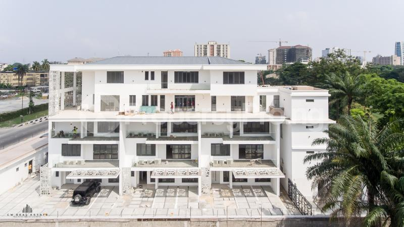 4 bedroom Terraced Duplex House for rent Ikoyi Lagos - 40