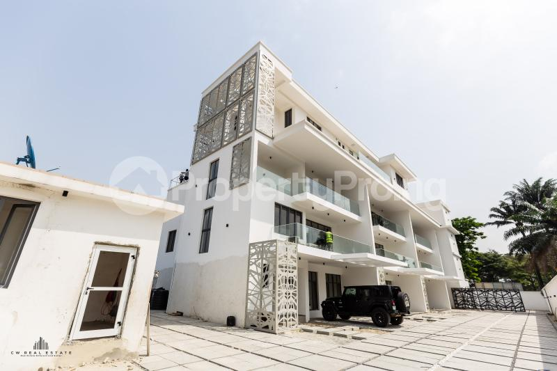 4 bedroom Terraced Duplex House for rent Ikoyi Lagos - 20