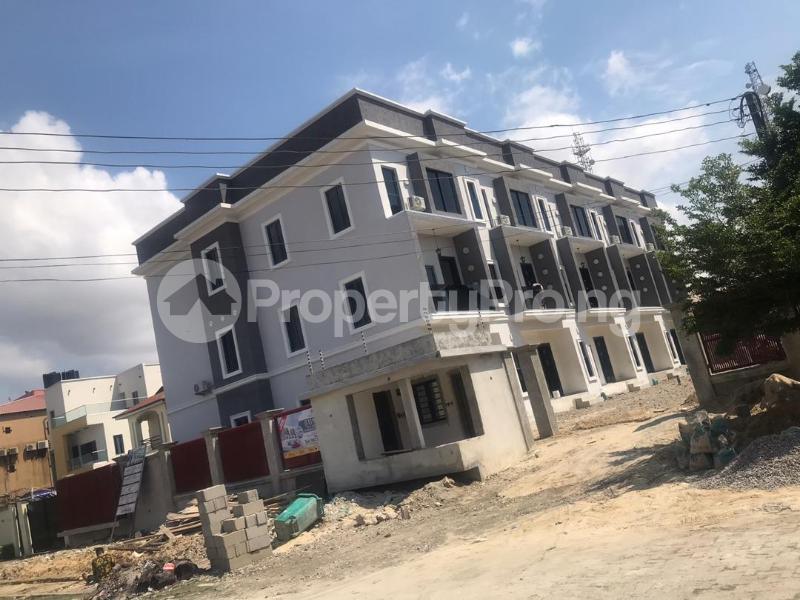 4 bedroom Terraced Duplex House for sale Lekki Phase 1 Lekki Lagos - 9