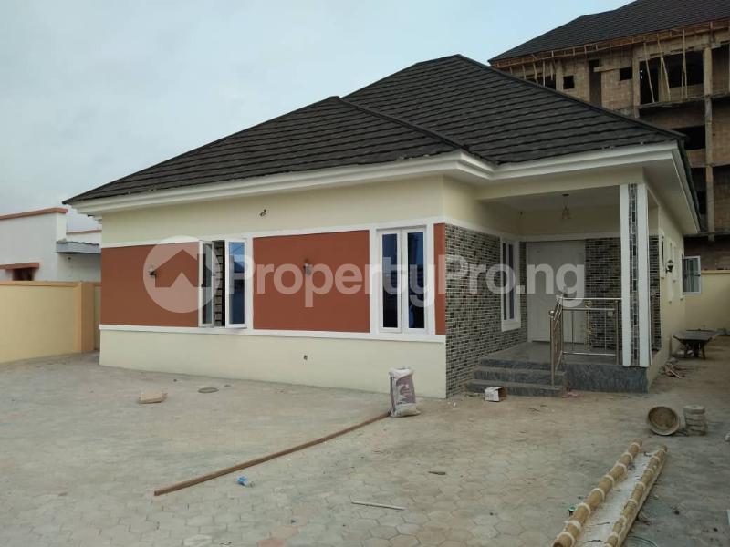 4 bedroom Detached Bungalow House for sale New heaven extension Enugu Enugu - 1