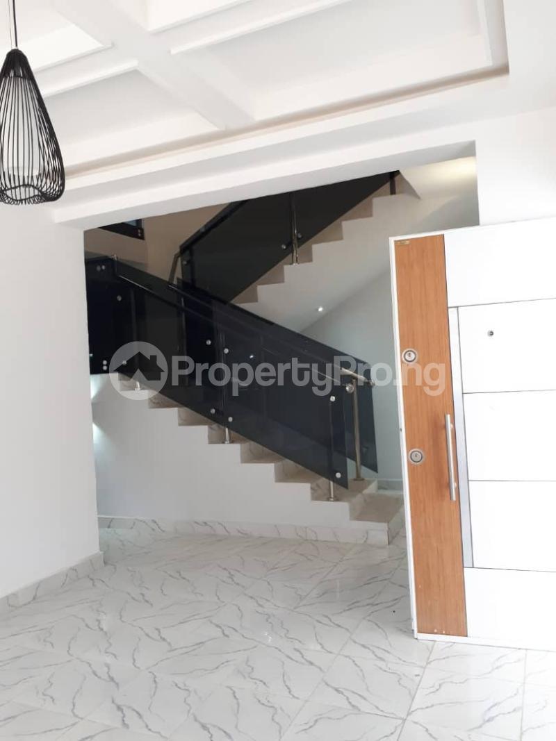 4 bedroom Semi Detached Duplex House for sale Behind Prime water gardens freedom way Lekki Phase 1 Lekki Lagos - 0