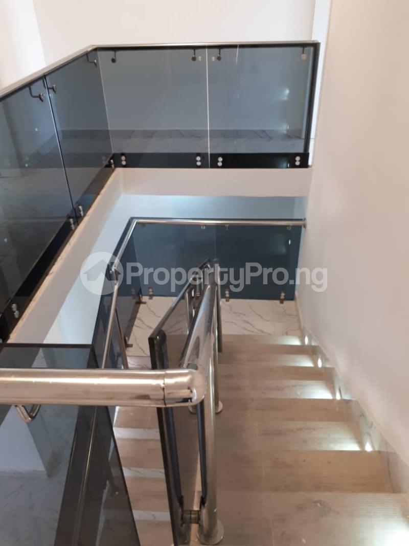 4 bedroom Semi Detached Duplex House for sale Behind Prime water gardens freedom way Lekki Phase 1 Lekki Lagos - 1