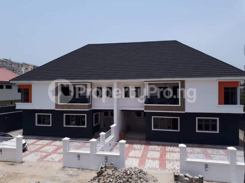 4 bedroom Semi Detached Duplex House for sale Behind Prime water gardens freedom way Lekki Phase 1 Lekki Lagos - 3