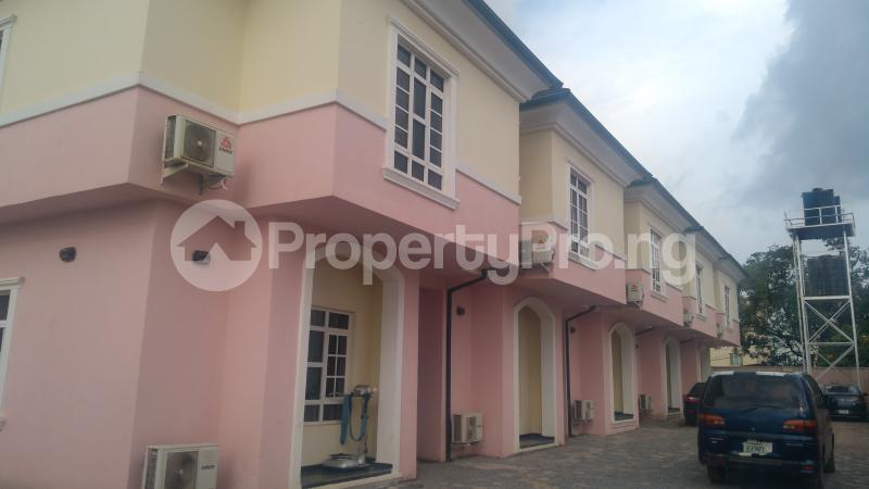 4 bedroom Terraced Duplex House for rent Durumi Abuja - 0
