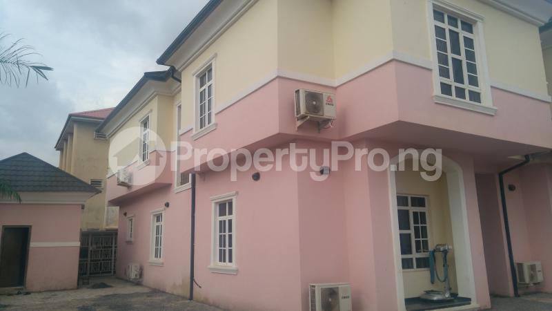 4 bedroom Terraced Duplex House for rent Durumi Abuja - 1