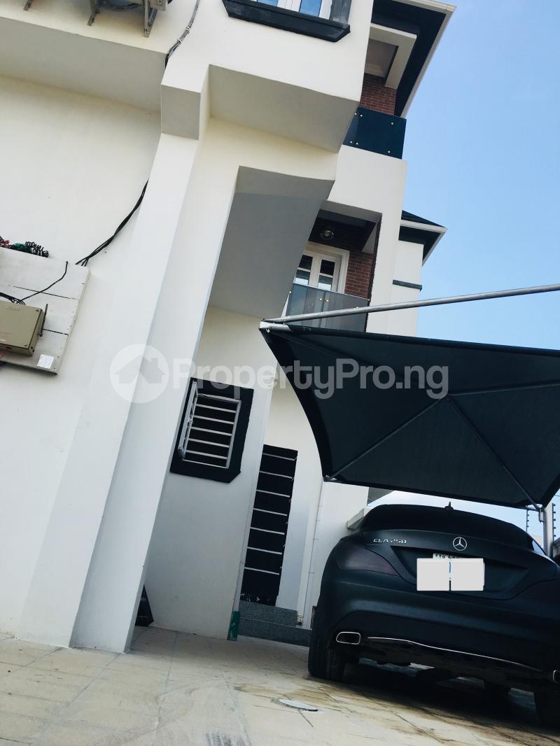 4 bedroom Detached Duplex House for rent Ikota GRA Estate  Ikota Lekki Lagos - 6