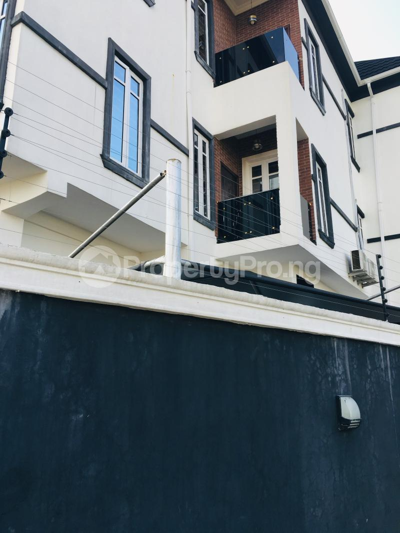 4 bedroom Detached Duplex House for rent Ikota GRA Estate  Ikota Lekki Lagos - 5