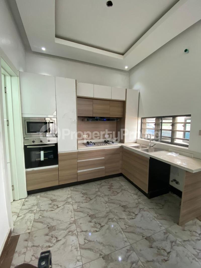 4 bedroom Terraced Duplex House for rent Ado Ajah Lagos - 1