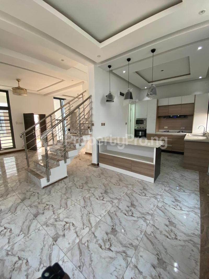 4 bedroom Terraced Duplex House for rent Ado Ajah Lagos - 0