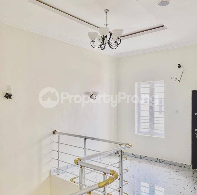 4 bedroom Terraced Duplex House for rent Orchid road, By second toll gate lekki Lekki Lagos - 4