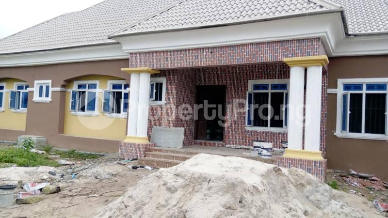 4 bedroom Detached Bungalow House for sale Gift Crescent,Abraka. Ethiope East Delta - 1