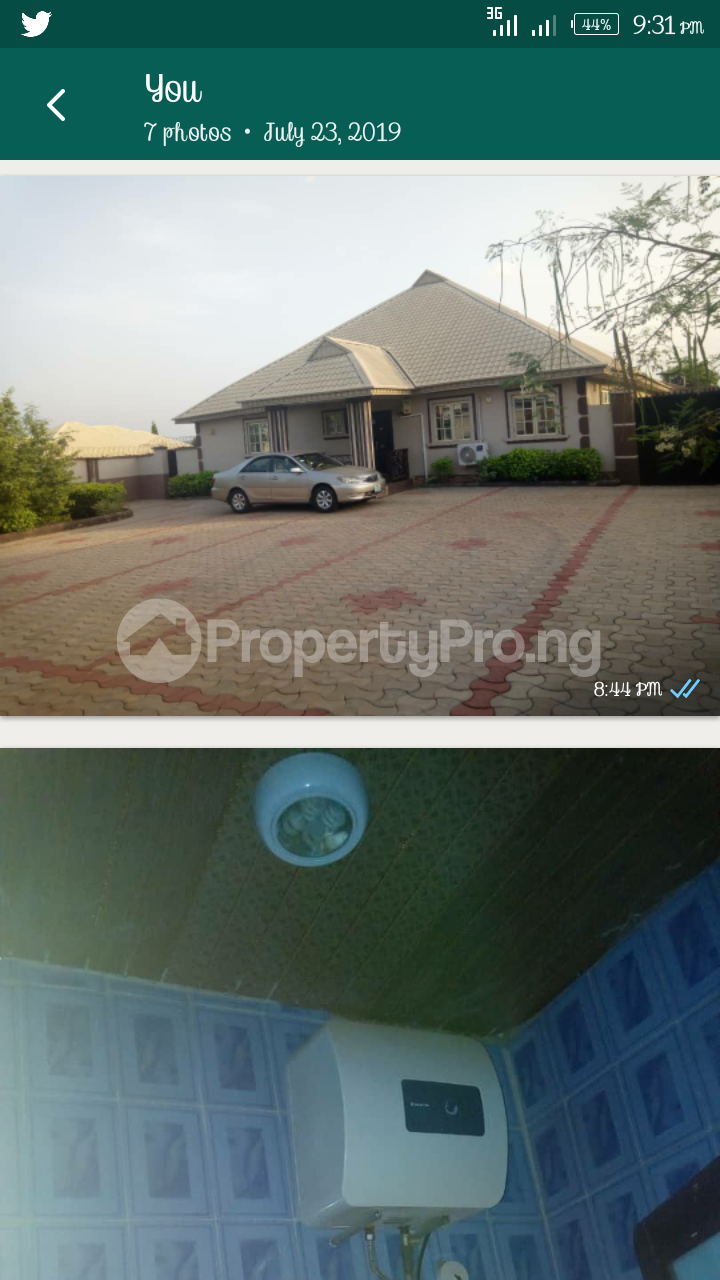 4 bedroom Terraced Bungalow House for sale Awolowo Road, Tanke Ilorin  Ilorin Kwara - 0