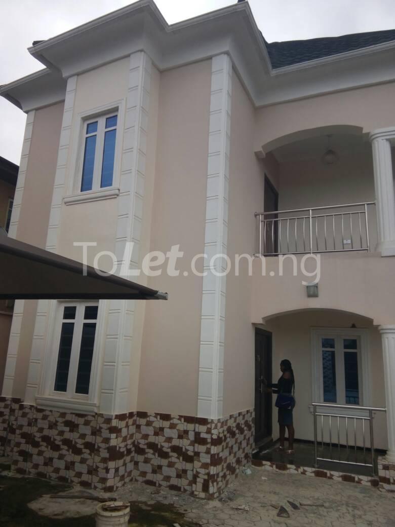 4 bedroom House for rent Aina Ajayi Estate , Abule Egba Abule Egba Lagos - 0