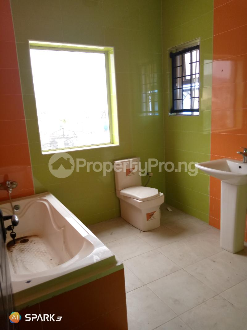 5 bedroom Terraced Duplex House for rent llasan Ilasan Lekki Lagos - 4