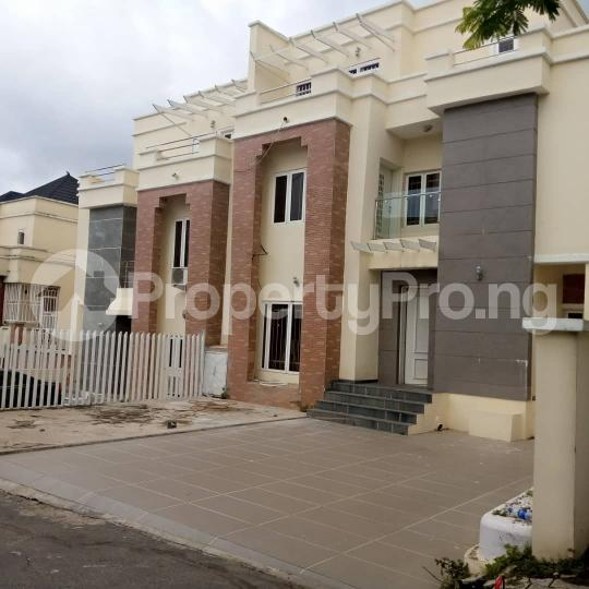 4 bedroom Detached Duplex House for rent Asokoro-Abuja Asokoro Abuja - 0