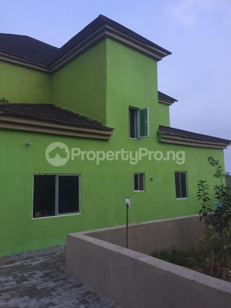 7 bedroom Detached Duplex House for sale Baba Adisa Bus Stop Off Lekki-Epe Expressway Ajah Lagos - 7