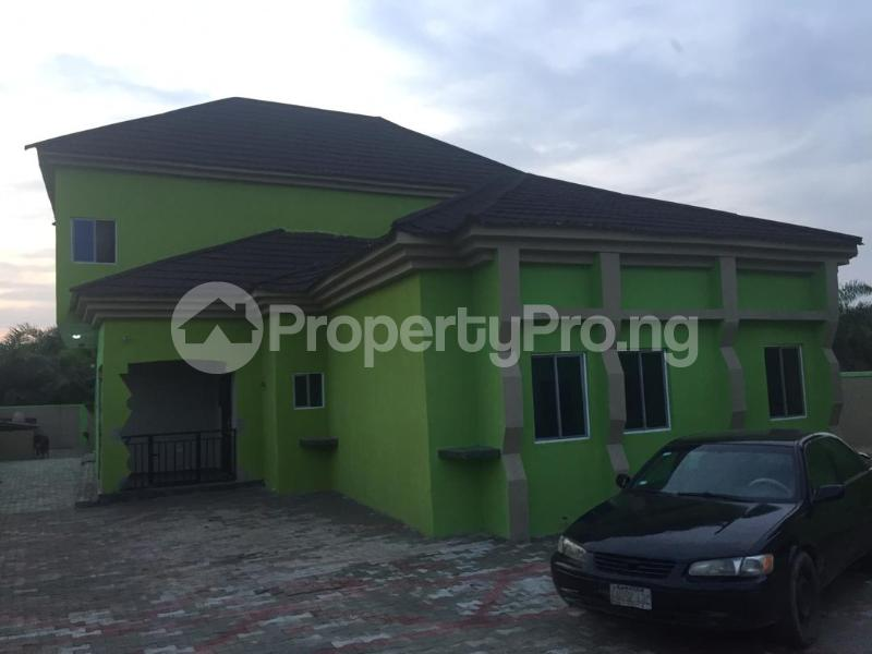7 bedroom Detached Duplex House for sale Baba Adisa Bus Stop Off Lekki-Epe Expressway Ajah Lagos - 5