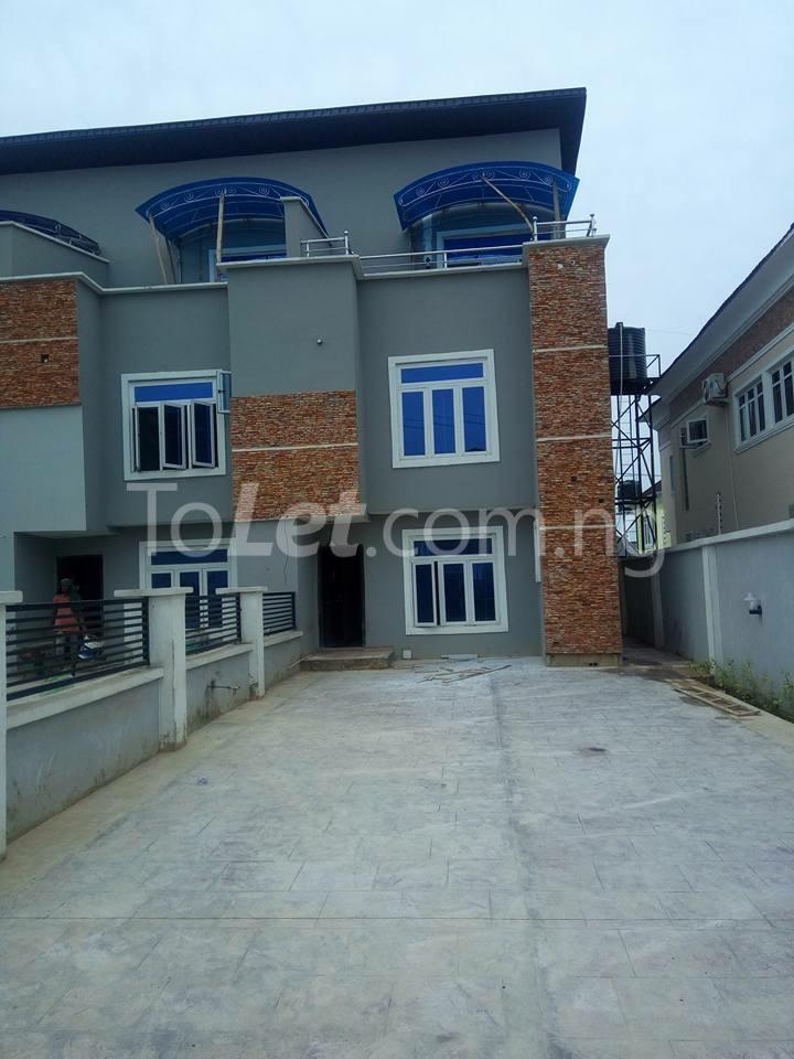 4 bedroom House for rent Oluyole Main Oluyole Estate Ibadan Oyo - 0