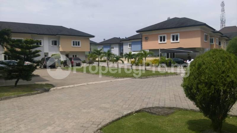 4 bedroom House for sale osapa estate Osapa london Lekki Lagos - 0