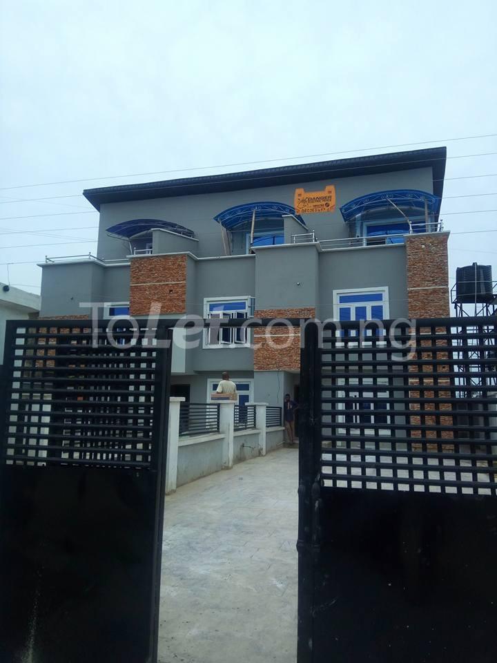 4 bedroom House for rent Oluyole Main Oluyole Estate Ibadan Oyo - 4