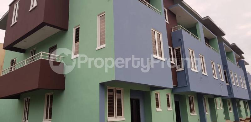 4 bedroom Terraced Duplex House for sale - Sabo Yaba Lagos - 2