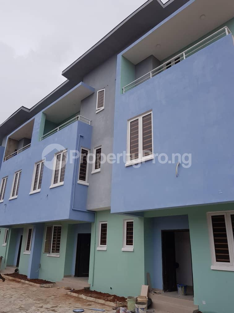 4 bedroom Terraced Duplex House for sale - Sabo Yaba Lagos - 0