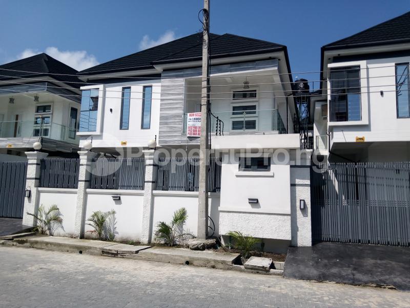 5 bedroom Detached Duplex House for rent Idado Estate Lekki Lagos State Idado Lekki Lagos - 0