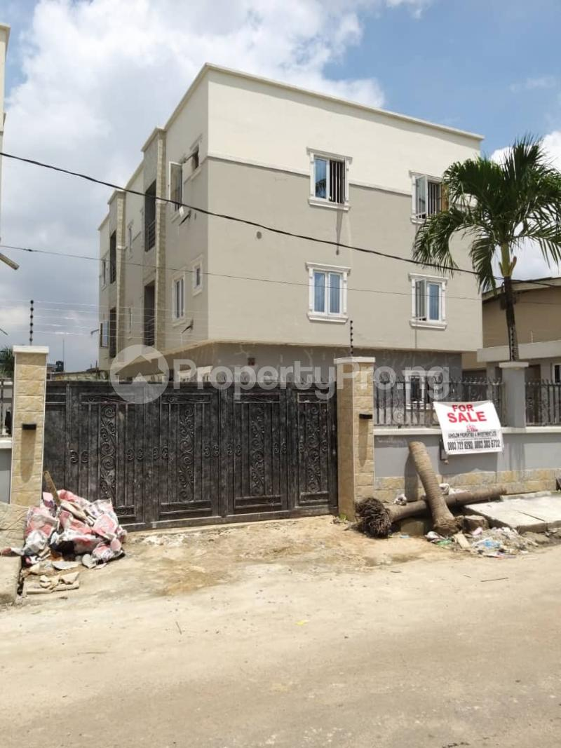 5 bedroom Terraced Duplex House for sale 4 Gbolagade Adebanjo Street, Coker Road Ilupeju Lagos - 1