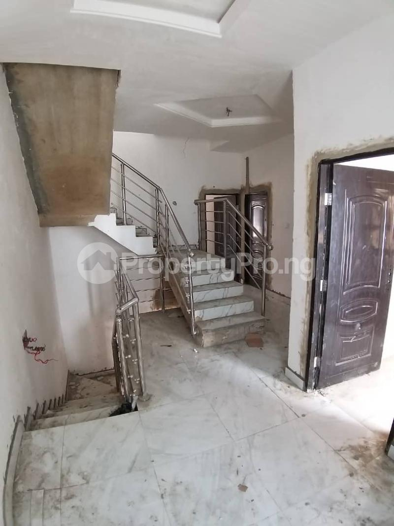 5 bedroom Terraced Duplex House for sale 4 Gbolagade Adebanjo Street, Coker Road Ilupeju Lagos - 7