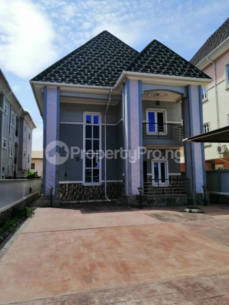 5 bedroom Detached Duplex House for sale Lili estate amuwodofin Amuwo Odofin Amuwo Odofin Lagos - 0