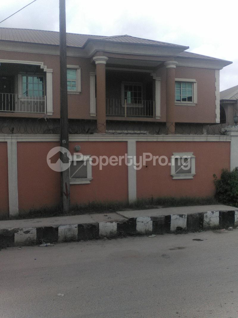 5 bedroom Office Space Commercial Property for rent Chivata avenue  Ajao Estate Isolo Lagos - 0