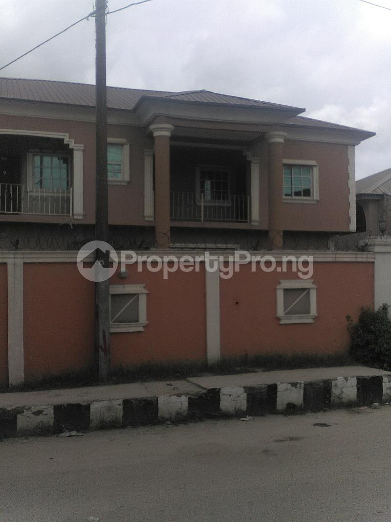 5 bedroom Office Space Commercial Property for rent Chivata avenue  Ajao Estate Isolo Lagos - 4