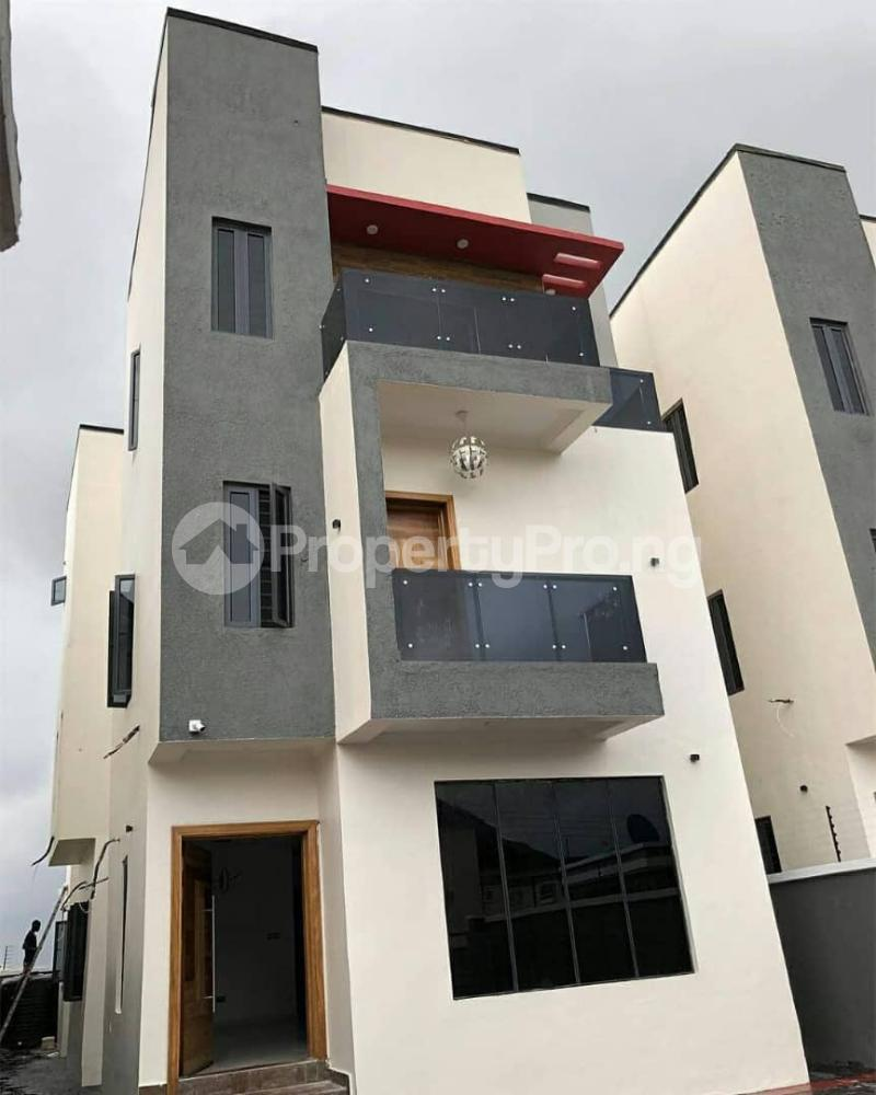 5 bedroom Detached Duplex House for sale Lekki county