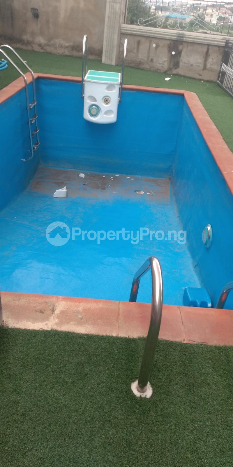 5 bedroom Land for sale Bashiru shittu street magodo shangisha Magodo GRA Phase 2 Kosofe/Ikosi Lagos - 6