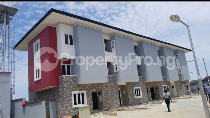5 bedroom Semi Detached Duplex House for rent At Chisco  Lekki Phase 1 Lekki Lagos - 4