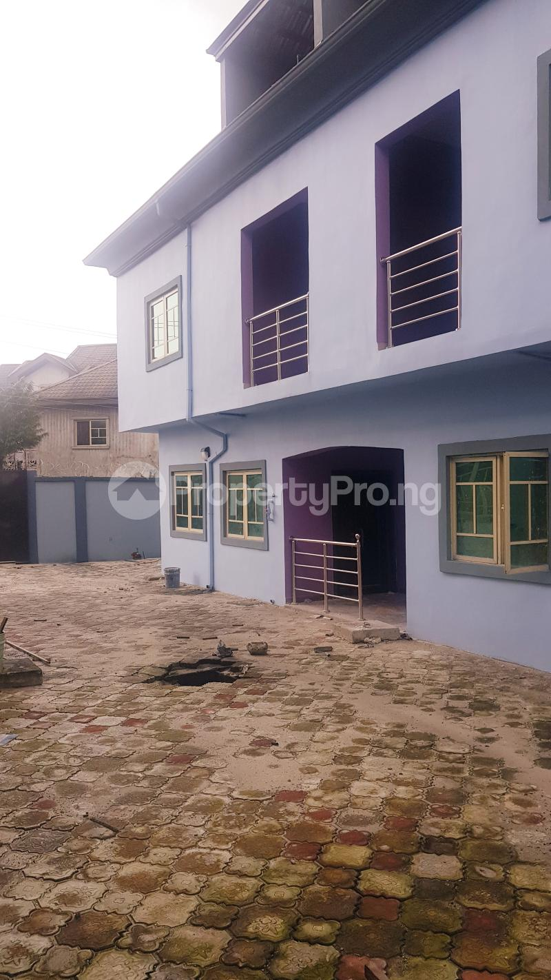 3 bedroom Terraced Duplex House for rent Stadium road close to Charlie's gym  New GRA Port Harcourt Rivers - 0