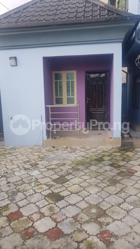 3 bedroom Terraced Duplex House for rent Stadium road close to Charlie's gym  New GRA Port Harcourt Rivers - 6