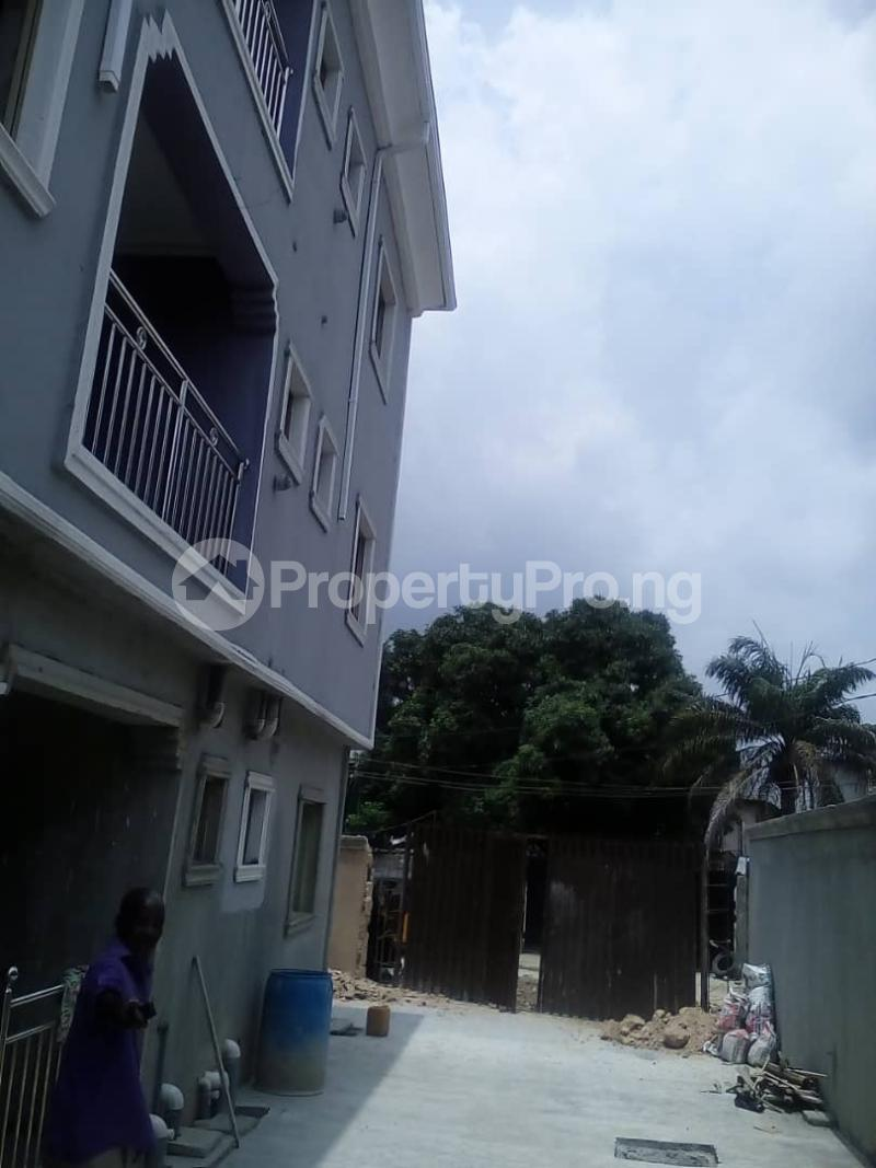 3 bedroom Boys Quarters Flat / Apartment for rent - Toyin street Ikeja Lagos - 4