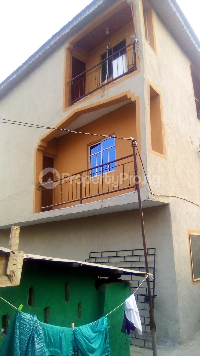 1 bedroom mini flat  Self Contain Flat / Apartment for rent Oyin st  Iganmu Orile Lagos - 0