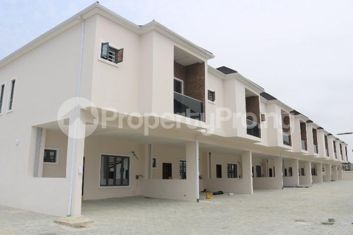 4 bedroom Terraced Duplex House for sale Ikota Villa Estate Ikota Lekki Lagos - 0