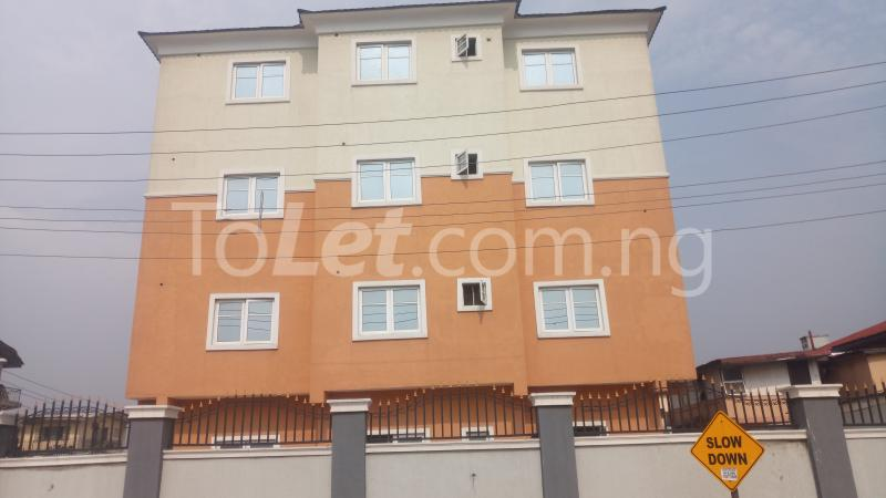 3 bedroom Flat / Apartment for sale By Hughes Avenue ( Close to Sweet Sensation)  Alagomeji Yaba Lagos - 0