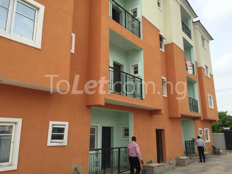 3 bedroom Flat / Apartment for rent Hughes Avenue Alagomeji Yaba Lagos - 4