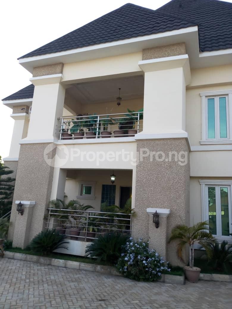 4 bedroom Detached Duplex House for sale Angwan sarki GRA Kaduna North Kaduna - 0