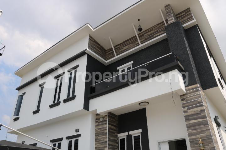 4 bedroom Detached Duplex House for sale Thomas Estate Thomas estate Ajah Lagos - 3