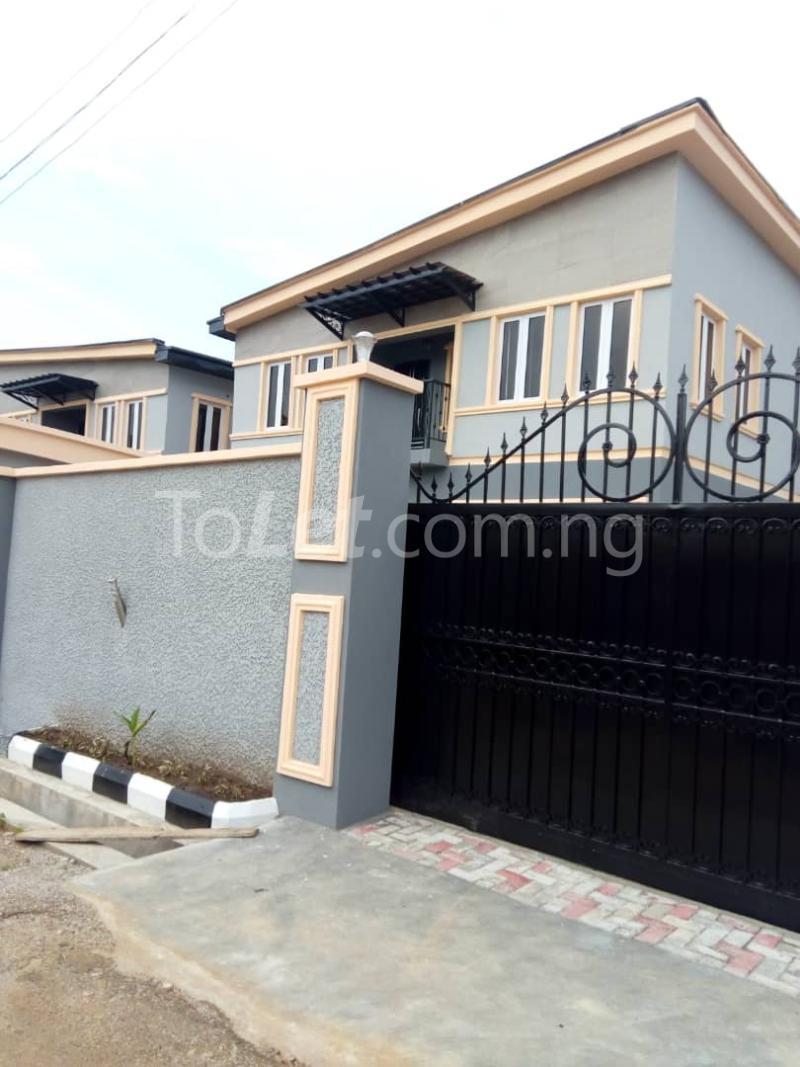 4 bedroom House for rent oba otudeko street,idi-ishin gra,ibadan Idishin Ibadan Oyo - 1