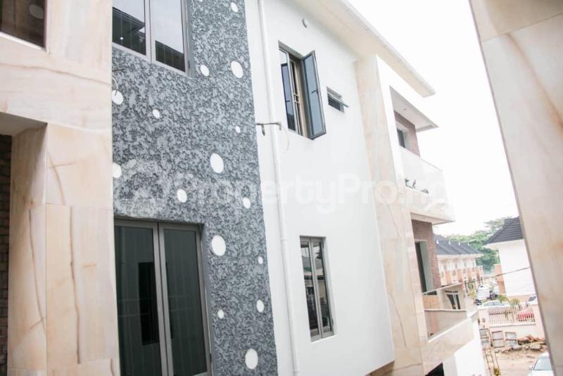 4 bedroom Terraced Duplex House for sale Ruxton Street Gerard road Ikoyi Lagos - 12