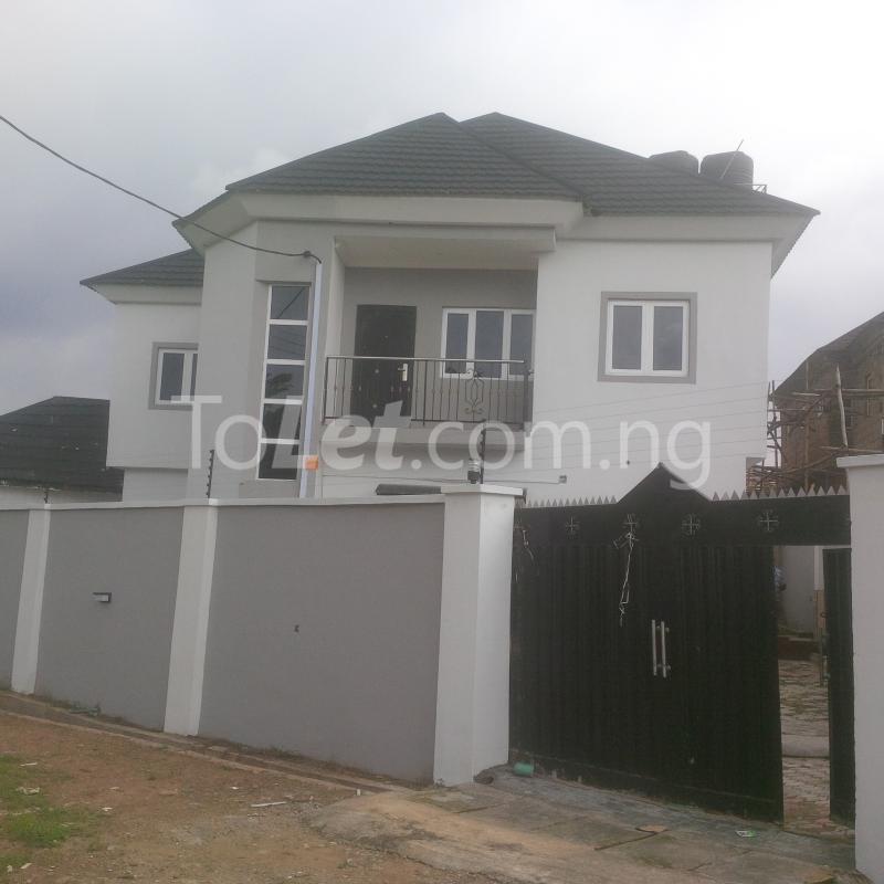 4 bedroom House for rent new bodija estate Bodija Ibadan Oyo - 12