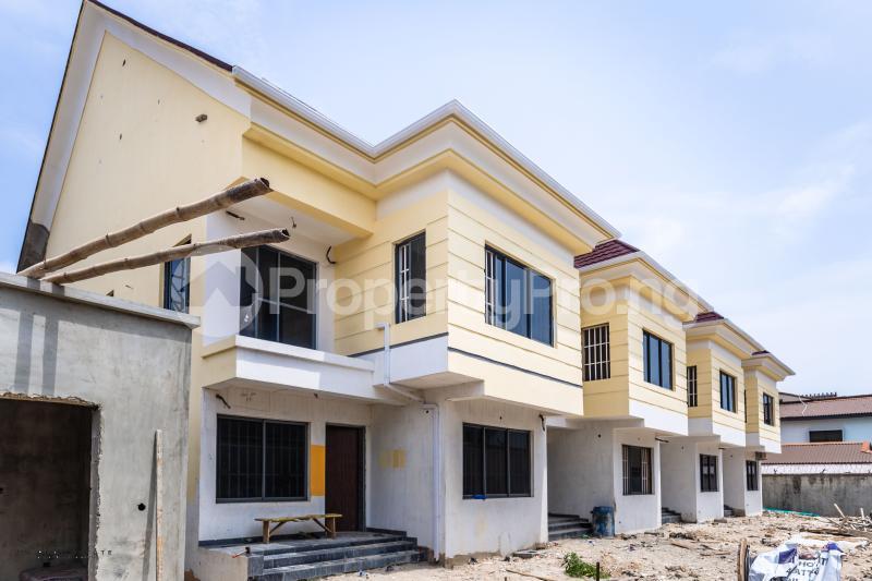 4 bedroom Terraced Duplex House for sale Lekki Phase 1 Lekki Lagos - 0